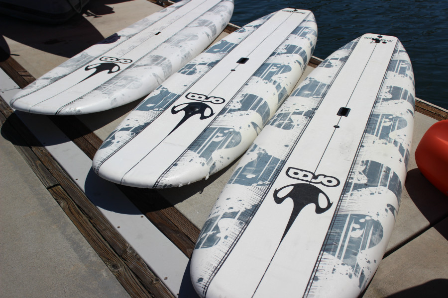 new, clean, well maintained paddleboard equipment for rent
