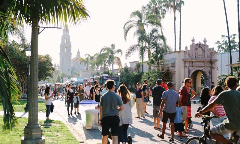 food truck fridays balboa park
