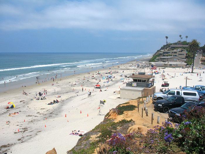 Moonlight Beach Articles At California